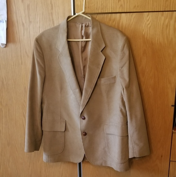 Sears Other - Vintage Sears Corduroy blazer
